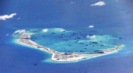 סין - בסיס צבאי. חמישה איים בשטח 8,000 דונם המשמשים נמלים ובסיסים צבאיים ומצוידים בסוללות טילים