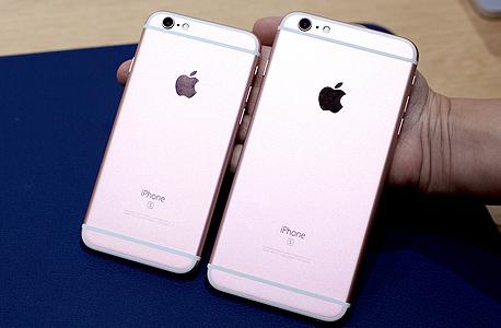 אייפון 6S פלוס. לא יחסר במלאי בקרוב