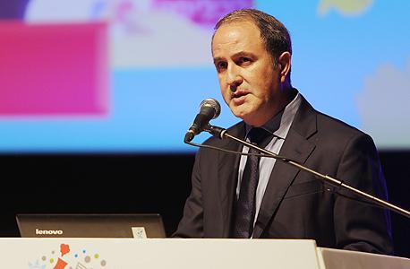 """ד""""ר יחיאל לסרי, ראש עיריית אשדוד, צילום: נמרוד גליקמן"""