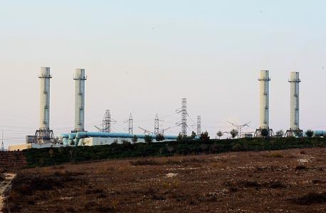 תחנת הכוח חגית של חברת החשמל
