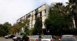דיור ציבורי רחוב שמעוני 25  - 27 רמת אביב ב תל אביב, צילום: אוראל כהן