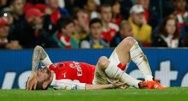 כדורגלן פצוע (ארכיון), צילום: רויטרס