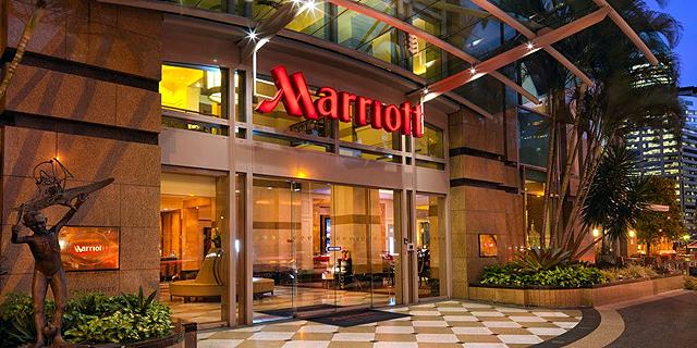 רשת מריוט תבנה 1,700 בתי מלון ברחבי העולם בתוך 3 שנים