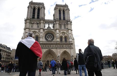 כנסיית הנוטרדאם בפריז