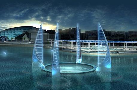 הדמיית המוזיאון התת ימי, צילום: אונסקו