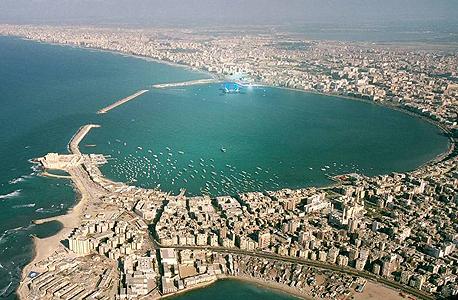 המפרץ ממבט על , צילום: אונסקו