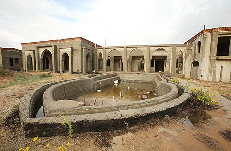 הווילה בקיסריה ששועבדה לרוביקון תמורת הלוואה של 16 מיליון שקל, צילום: אלעד גרשגורן