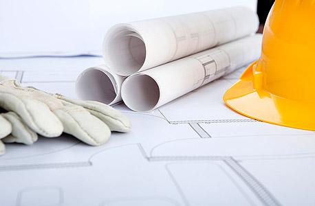 תוכניות בנייה (אילוסטרציה)