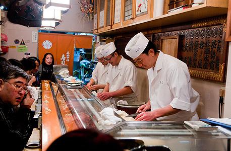 מסעדה סושי דאי טוקיו מסעדות מבוקשות, צילום: photobucket
