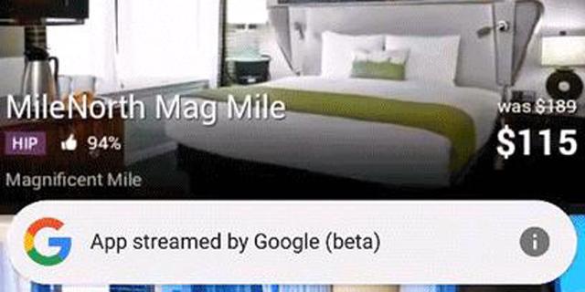 גוגל מציגה: להשתמש באפליקציות סלולר בלי להתקין אותן
