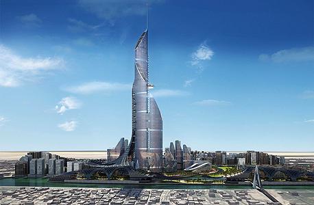 מגדל הכלה בצרה עיראק הכי גבוה בעולם 2, צילום: ambs architects