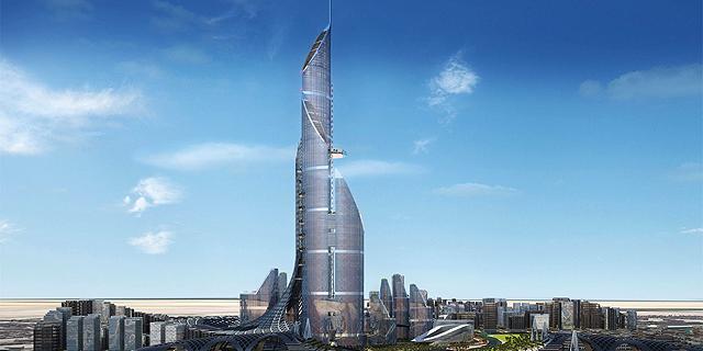 לא תאמינו איפה ייבנה המגדל הגבוה ביותר בעולם