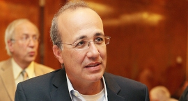 """משה ברקת יו""""ר הפניקס לשעבר, צילום: אוראל כהן"""