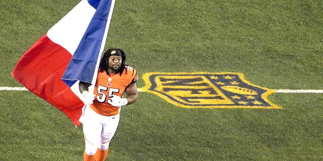 דיווח: ה-NFL עשויה להרוויח 600 מיליון דולר משידורי משחק ביום חמישי