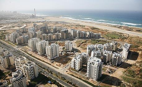 """הגוש הגדול בתל אביב. בירת הנדל""""ן של ישראל"""