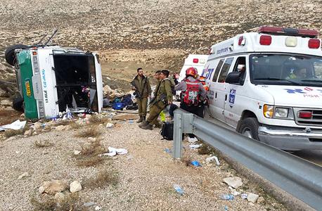 תאונת דרכים (ארכיון), צילום: אלי מנדלבאום