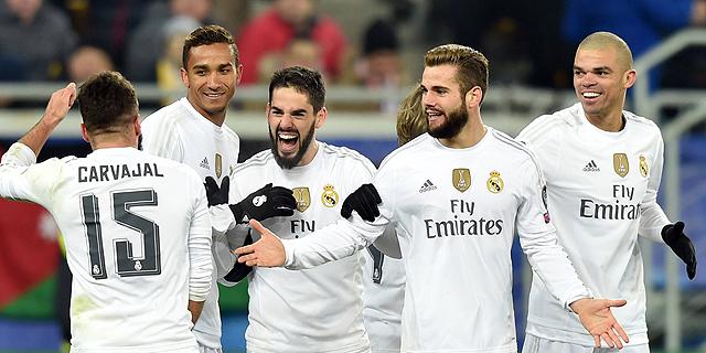 קבוצת הבית של ריאל מדריד טיפחה הכי הרבה שחקנים באירופה
