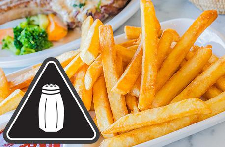 הסמל שבעלי מסעדות יחויבו להוסיף לתפריט