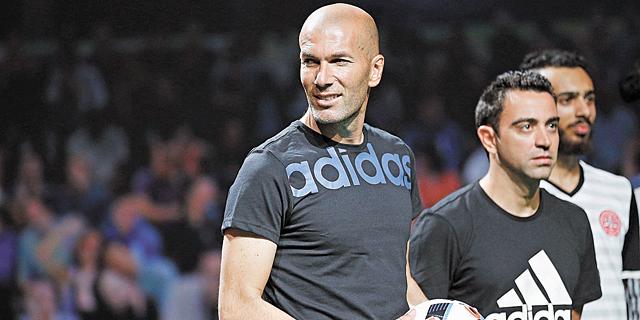 זידאן מאמן ריאל מדריד? זה רק עניין של זמן