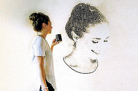 הגרפיטי של SprayPrinter