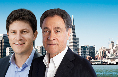 דוד ואורון הינדאווי, מייסדי החברה