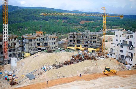 שטח בנייה ברמת בית שמש