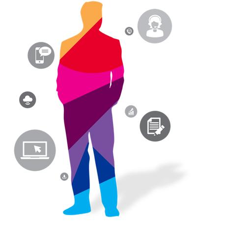 360 מעלות של מידע על הלקוח