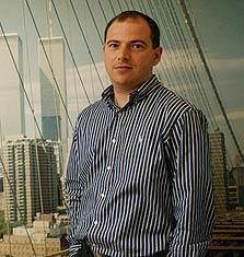 """יוסי ויניצקי, מנכ""""ל קרן אתגר"""