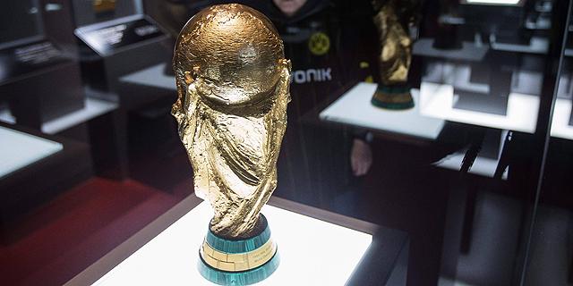 גביע העולם, צילום: אי פי איי