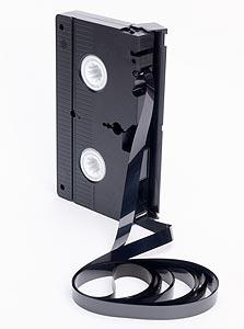 קלטת VHS. מה עוד איבדנו בגלל המעבר לפורמט דיגיטלי?