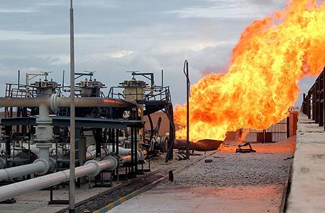 פיצוץ צינור גז אל עריש, 2011