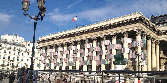 צרפת בוערת והבורסה בפריז זינקה ב-3.6%