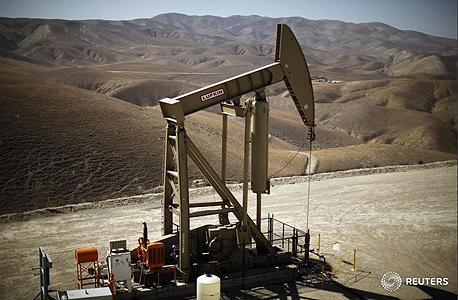 קידוח נפט, צילום: רויטרס
