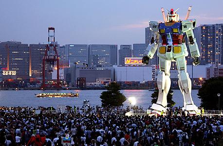 רובוט בטוקיו