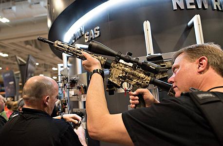תערוכת נשק בארצות הברית
