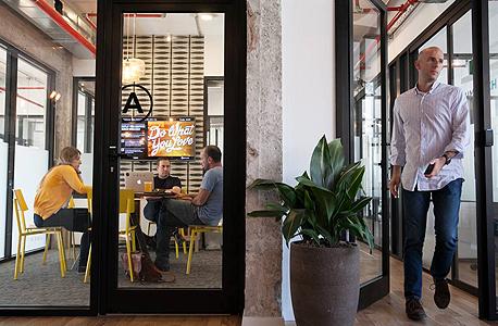 משרדי וויוורק, צילום: אוראל כהן