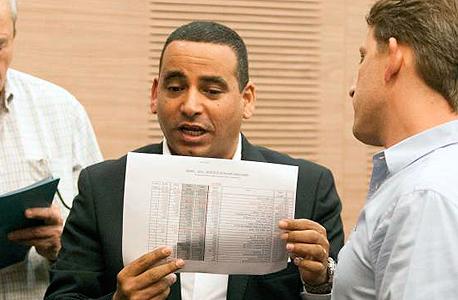 """יואל חסון. מי מממן את הליכודיאדה? איזה ח""""כ ויתר על תוספת השכר? את מי מייצגים האורחים בוועדות?, צילום: עומר מסינגר"""