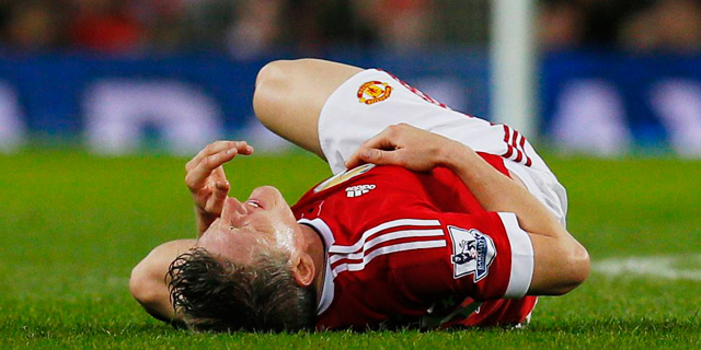 הצעה: עצירת משחקי כדורגל במקרה זעזוע מוח של שחקן