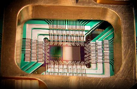 מחשב קוונטי מסוג D-Wave
