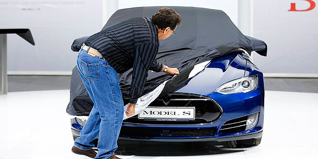 Tesla-Israel turns to tech companies to lease electric vehicles