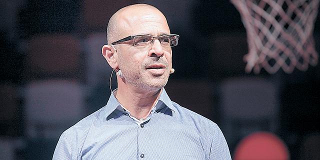 """מנכ""""ל פרטנר איציק בנבנישתי, צילום: עית שעל"""
