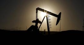 קידוח נפט חבית WTI ברנט, צילום: רויטרס
