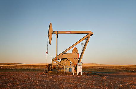 קידוח נפט מסוג WTI