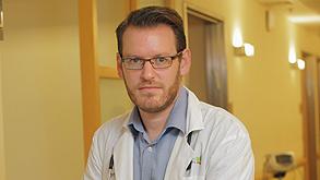 """ד""""ר דניאל גולדשטיין, צילום: עמית שעל"""
