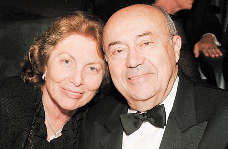 ארנה ויטרבי המנוחה ואנדרו. נחלצו מהשואה בנפרד, חיו יחד