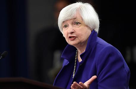 """יו""""ר הפד ג'נט ילן. העלתה חששות לגבי התאוששות השווקים"""