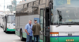 חברת ה אוטובוסים סופרבוס, צילום: גלעד קוולרציק