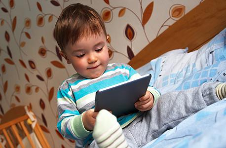 ילדים שנולדו ב-2010 לא מכירים עולם בלי טאבלטים, סמארטפונים או רשתות חברתיות