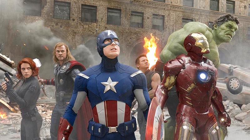 הנוקמים, צילום: Marvel