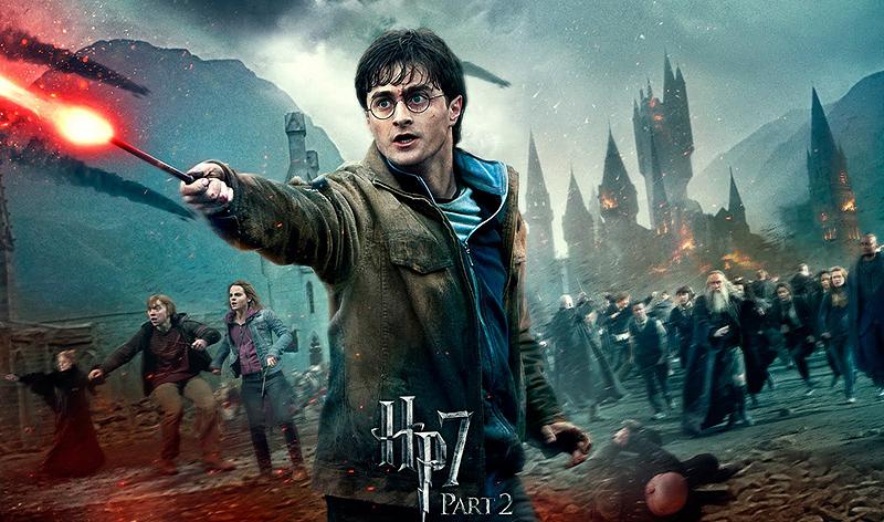 הארי פוטר ואוצרות המוות , צילום: Warner Brothers